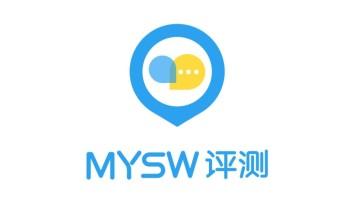 MYSW評測教育公司LOGO設計