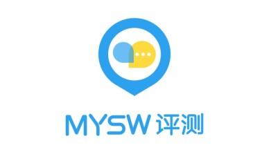 MYSW评测教育公司LOGO设计