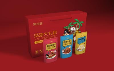 愛漁喵包裝設計
