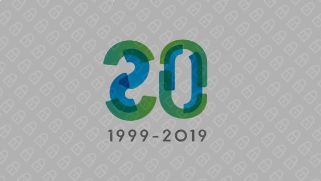 科标咨询20周年品牌LOGO设计入围方案2