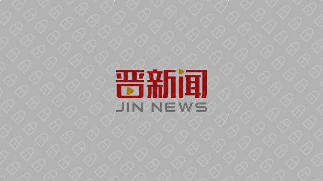 晋城新闻文化传媒品牌LOGO设计入围方案6