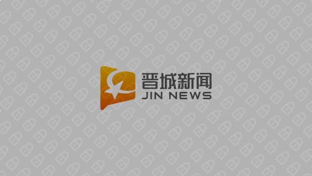 晋城新闻文化传媒品牌LOGO设计入围方案13