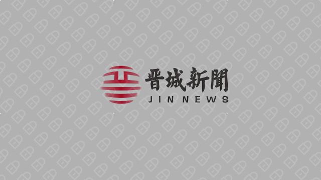 晋城新闻文化传媒品牌LOGO设计入围方案10