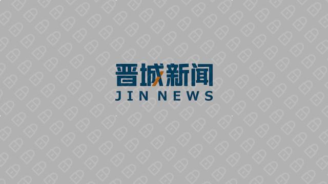 晋城新闻文化传媒品牌LOGO设计入围方案9