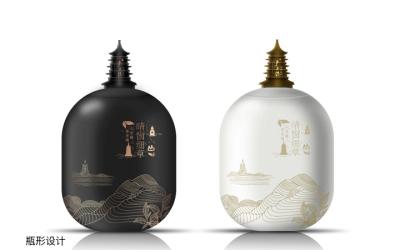 盧正浩 茶葉瓶型+包轉設計