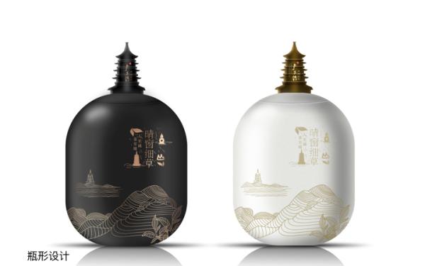 卢正浩 茶叶瓶型+包转设计