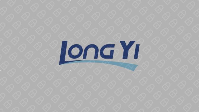 隆亿汽车配件公司LOGO设计入围方案4