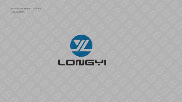 隆亿汽车配件公司LOGO设计入围方案0