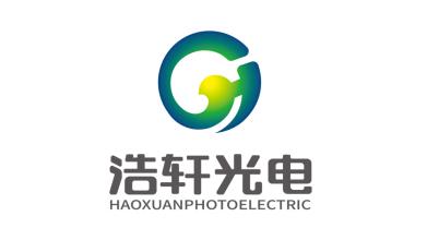 浩轩电子品牌LOGO设计