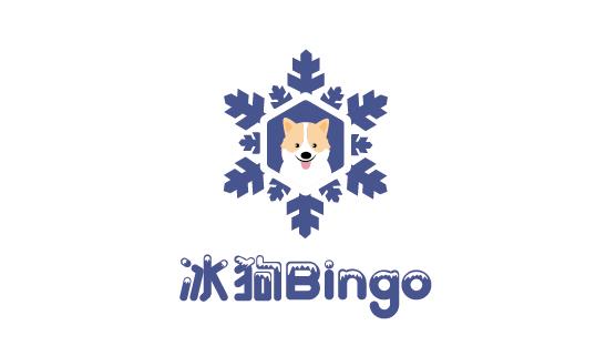 冰狗销售品牌LOGO设计