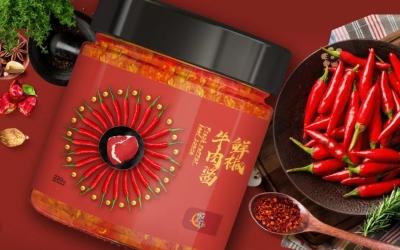 手制辣椒酱·包装设计