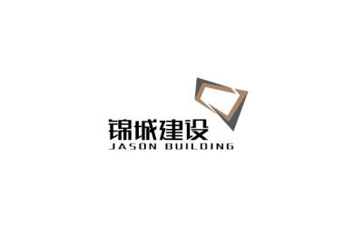 锦城建设房地产LOGO