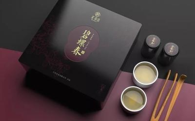 中华茗茶碧螺春 · 包装设计
