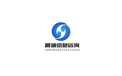 晨涵信息企業標志設計