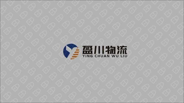 盈川物流公司LOGO設計入圍方案9