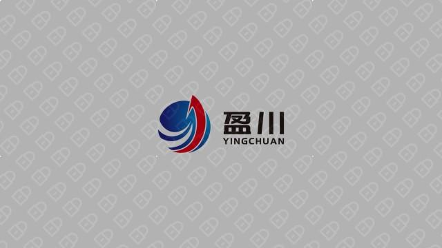 盈川物流公司LOGO設計入圍方案6