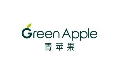 青苹果品牌logo升级