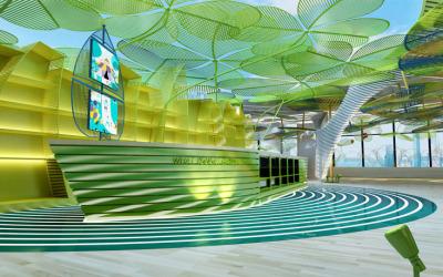 杭州大悦城儿童游乐设计