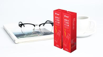 泰然消防裝置品牌包裝設計