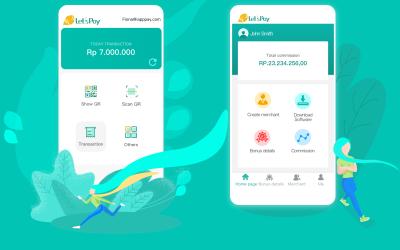 let's pay app U...