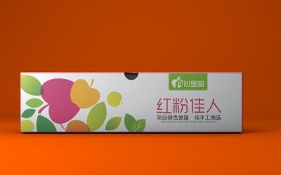 苹果礼盒包装