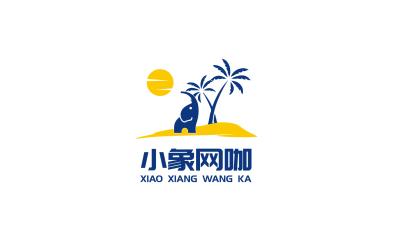 小象网咖品牌LOGO万博手机官网