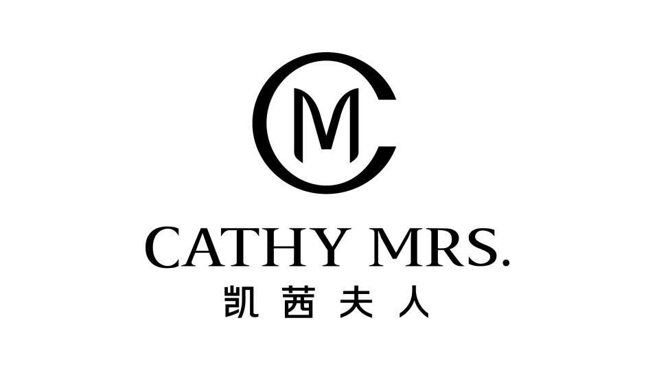 凯茜夫人高端服装品牌LOGO设计