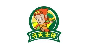 齊天豐祿水果品牌LOGO設計