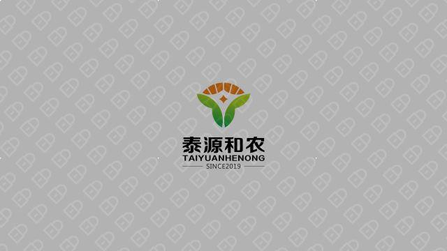 泰源和农生物科技公司LOGO设计入围方案4