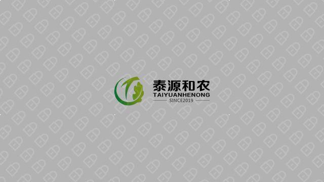 泰源和农生物科技公司LOGO设计入围方案5