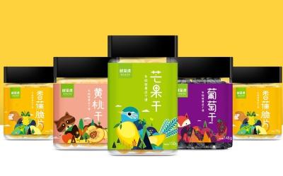 鮮果樣品牌包裝設計