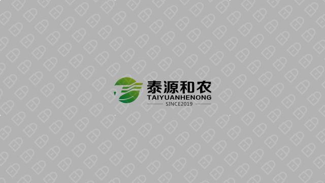 泰源和农生物科技公司LOGO设计入围方案3