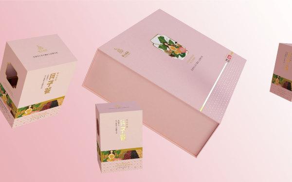 产后营养餐包装设计