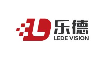 乐德电子科技公司LOGO设计
