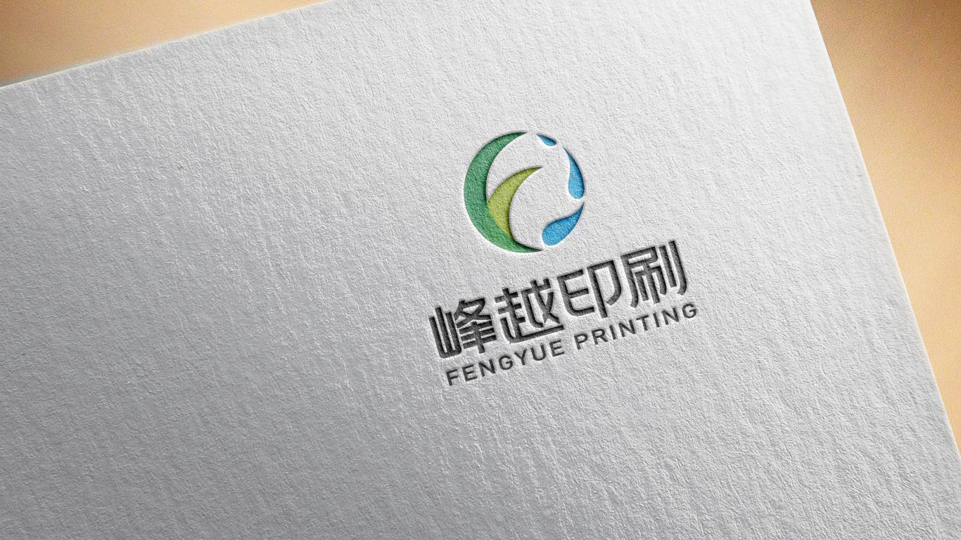 峰越印刷品牌LOGO设计中标图8