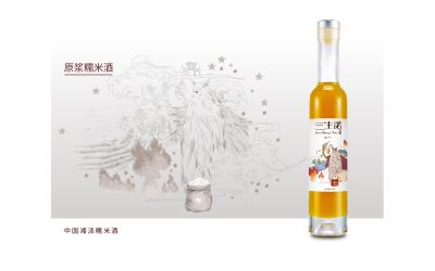 米酒品牌及包裝全案設計