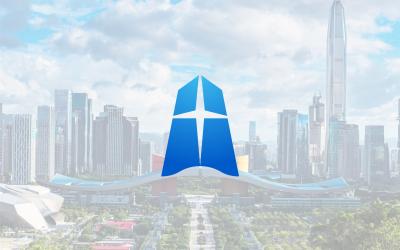 城市中心商圈logo设计