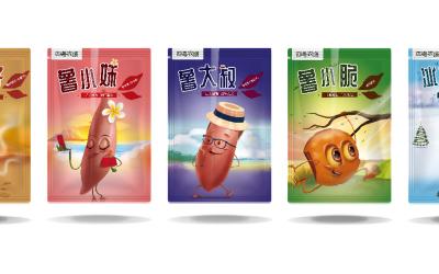 食品品牌及包装全案设计