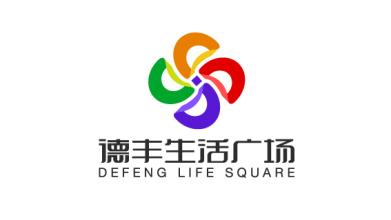 德丰生活广场品牌LOGO乐天堂fun88备用网站
