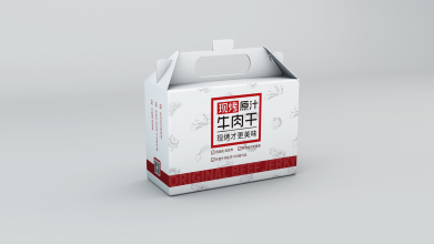 星之味食品品牌包装设计