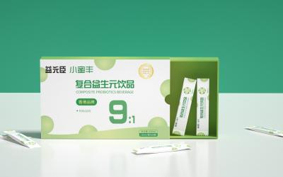 益生菌包裝設計