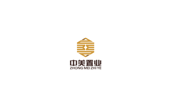 廣東-中美置業-品牌形象設計