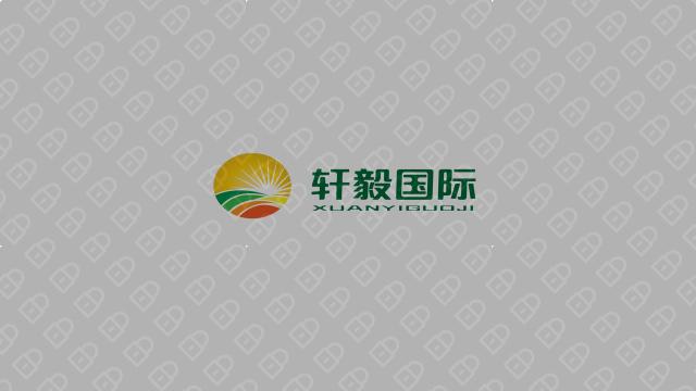 轩毅国际水果销售品牌LOGO必赢体育官方app入围方案0