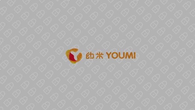 幼米教育電商品牌LOGO設計入圍方案3