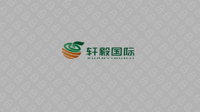 轩毅国际水果销售品牌LOGO必赢体育官方app入围方案1