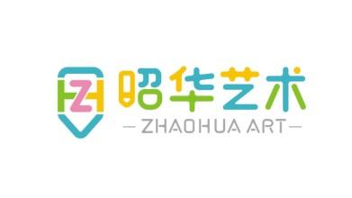 昭华艺术培训品牌LOGO必赢体育官方app