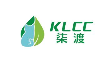 柒渡環保監測品牌LOGO設計