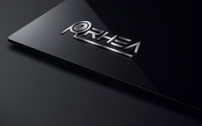 RHEA掃地機器人logo設計