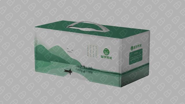 蓝字农社高端食品品牌包装设计入围方案5