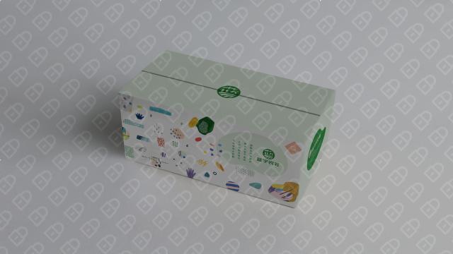 蓝字农社高端食品品牌包装设计入围方案4